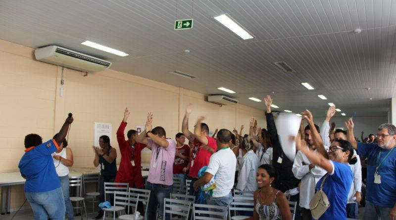 Trabalhadores da Fênix aprovam três acordos em assembleia geral na empresa