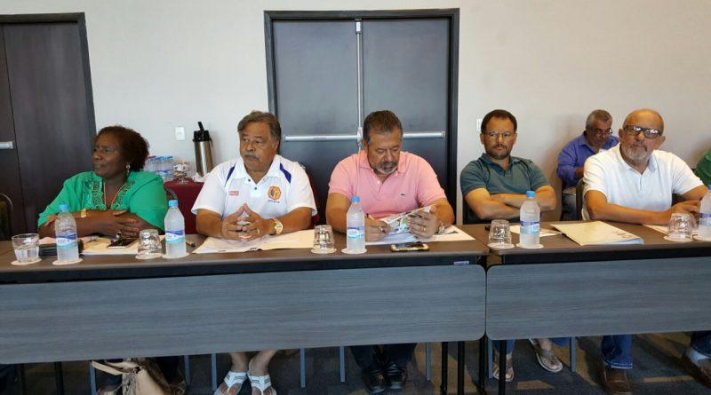 Presidente do SINDVAS debate reformas com sindicalistas de todo o país