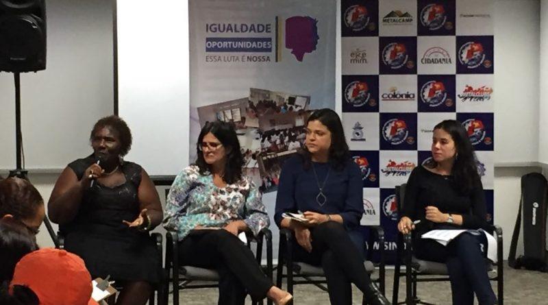 Maria Rosângela Lopes participa de fechamento do mês Março Mulher