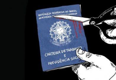 O desmonte do Direito do Trabalho no Brasil