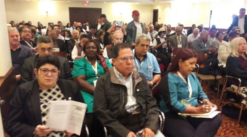 Congresso na Colômbia constitui nova força dos trabalhadores nas Américas