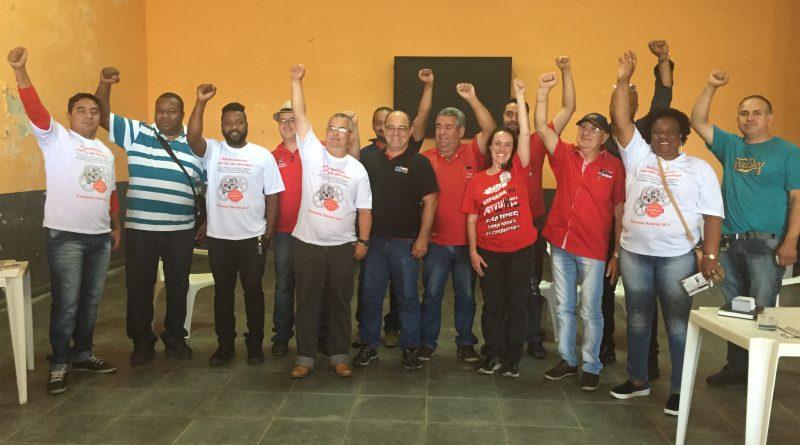 Sindicatos da região se unem em defesa dos trabalhadores
