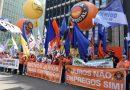 Centrais levam banda de carnaval, nesta terça-feira, em ato contra juros altos