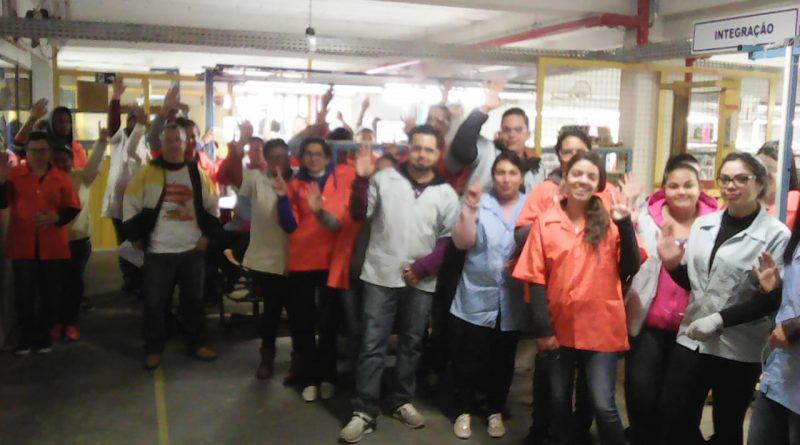 Trabalhadores e trabalhadoras da empresa MBM aprovam acordo de PLR