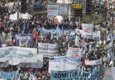 Nota oficial da Força Sindical sobre greve geral na Argentina