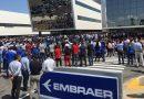 Embraer dá licença remunerada a 16 mil funcionários e gera insegurança