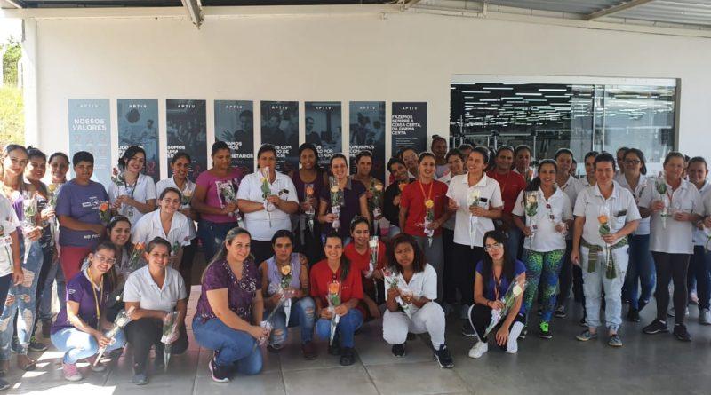 SINDVAS homenageia trabalhadoras pelo Dia Internacional da Mulher