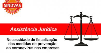 Necessidade de fiscalização  das medidas de prevenção  ao coronavírus nas empresas