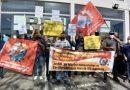 Metalúrgicos protestam nas concessionárias da Renault contra demissões