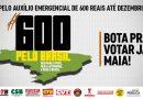 Centrais Sindicais lançam a Campanha nacional pelo auxílio emergencial de R$ 600