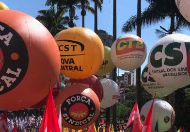Centrais sindicais defendem auxílio emergencial sem arrocho fiscal