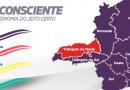Região Sul segue na onda roxa em Minas Gerais