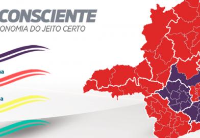 Macrorregiões Norte, Sul, Sudeste e Jequitinhonha avançam para onda vermelha do Minas Consciente