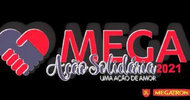 Sindicato apoia e participa da campanha Mega Ação Solidária